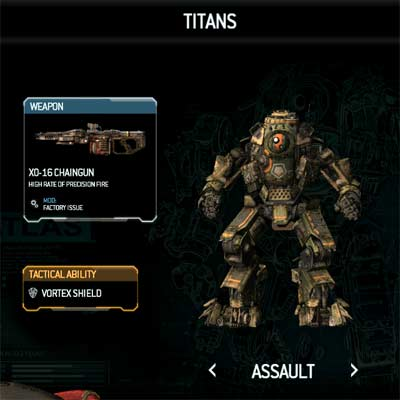 Juego Titanfall