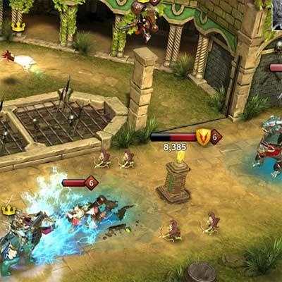 Juego Warhammer Age of Sigmar - Realm War