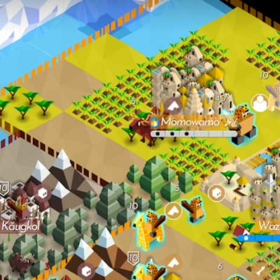 Juegos The Battle of Polytopia